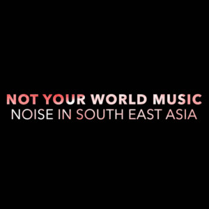 not your world music