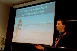 ACFAS 2014 - Mondes en mouvement - Vanessa Cotineau et Dimitri della Faille