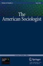 The_American_Sociologist