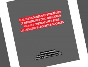 strategies de recherche documentaire